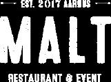 Malt Restaurant Logo